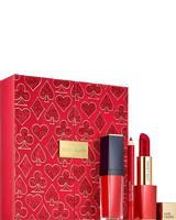 Estee Lauder - Lady Luck Ruby Lips Set