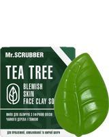 Mr. SCRUBBER - Tea Tree Blemish Skin Face Clay Soap