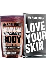 Mr. SCRUBBER - Hammam Body Scrub