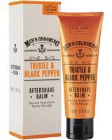 Scottish Fine Soaps - Thistle & Black Pepper Aftershave Balm