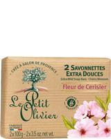 Le Petit Olivier - 2 Extra mild soap bars