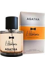 Agatha Paris - L'Homme Terres du Sud