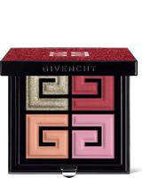 Givenchy - Red Lights 4 Colors Face & Eyes Palette