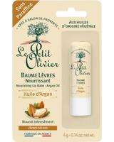 Le Petit Olivier - Nourishing Lip Balm Stick - Argan Oil