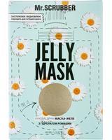 Mr. SCRUBBER - Гелевая маска Jelly Mask с гидролатом ромашки