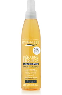 Byphasse Liquid Keratine Activ Protect Dry Hair