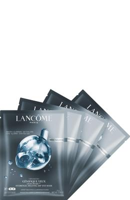 Lancome Advanced Genifique Yeux Hydrogel 360° Eye Mask