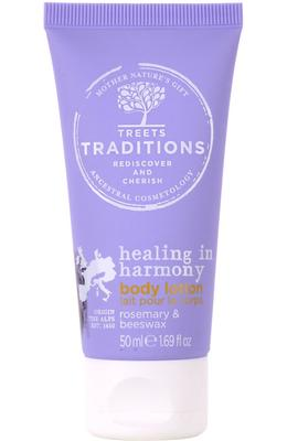 Treets Traditions Healing in Harmony Body Lotion
