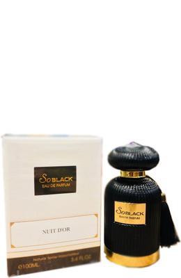 Fragrance World So Black Nuit D'or