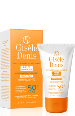 Gisele Denis Antiaging Facial Sunscreen Atopic Skin SPF 50+