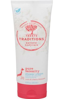 Treets Traditions Pure Serenity Shower Cream