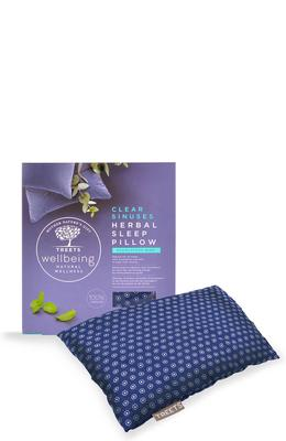 Treets Traditions Herbal Sleep Pillow Clear Sinuses