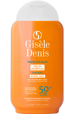 Gisele Denis Sunscreen Atopic Skin Lotion SPF 50