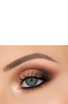 MESAUDA Glam Matte Eyeshadow Palette