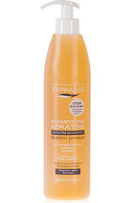 Byphasse Keratin Shampoo
