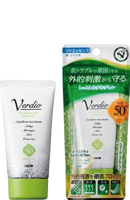 OMI Verdio Uv Moisture Essence W/P  SPF50+ PA++++