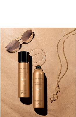Dior Bronze Beautifying Protective Milky Mist Sublime Glow SPF 30