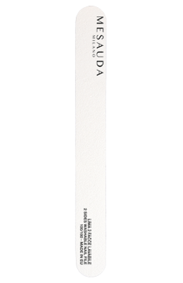 MESAUDA White Straight Nail File