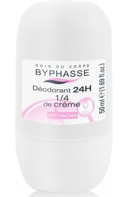 Byphasse 24h Deodorant 1/4 of Cream