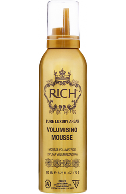 RICH Pure Luxury Argan Volumissing Mousse