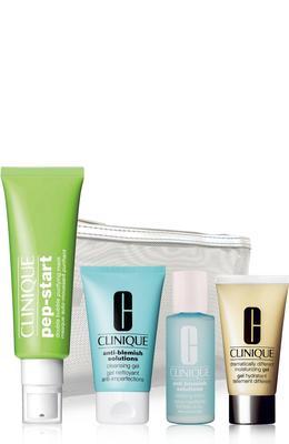 Clinique Pep-Start Double Bubble Purifying Mask Set