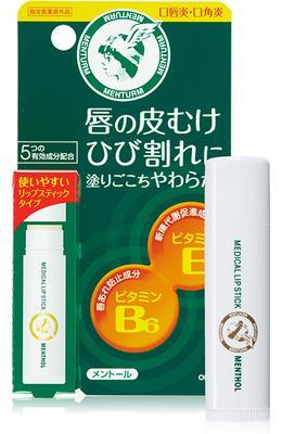 OMI Medical Lipstick Menthol