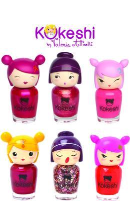 Kokeshi Colors Nail Lacquers