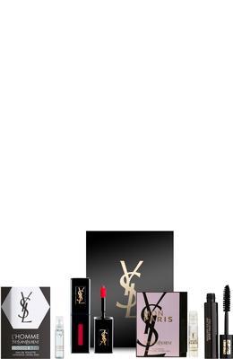 Yves Saint Laurent Vernis A Levres Vinyl Cream Set