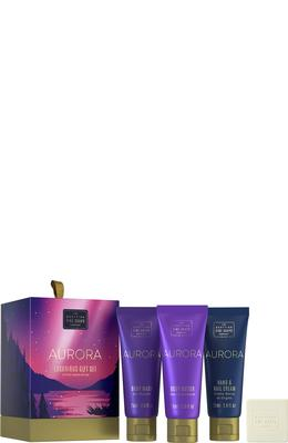 Scottish Fine Soaps Aurora Luxurious Gift Set