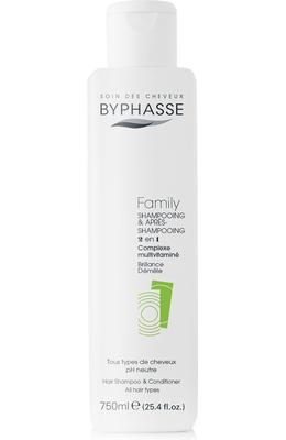 Byphasse Family Shampoo And Conditioner Multivitamin Complex