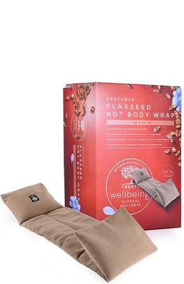 Treets Traditions Flaxseeds Hot Body Wrap