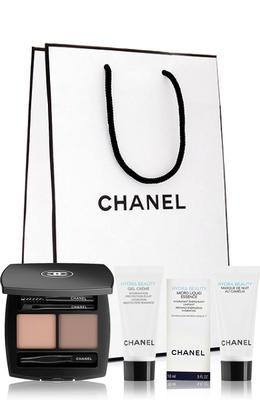 CHANEL La Palette Sourcils De Chanel Set