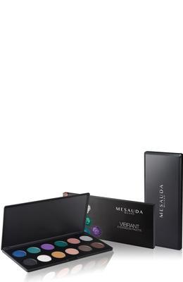 MESAUDA Vibrant Eyeshadow Palette
