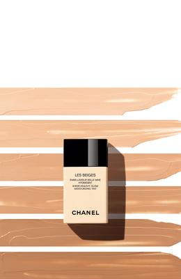 CHANEL Les Beiges Sheer Healthy Glow Tinted Moisturizer