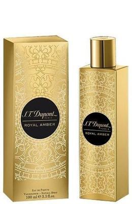 S.T. Dupont Royal Amber