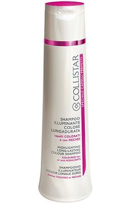 Collistar Highlighting Long-Lasting Colour Shampoo