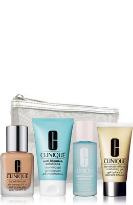 Clinique Superbalanced Silk Makeup SPF 15 Set