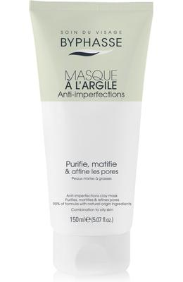 Byphasse Masque A L'Argile Anti-imperfections Clay Mask