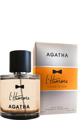 Agatha Paris L'Homme Terres du Sud