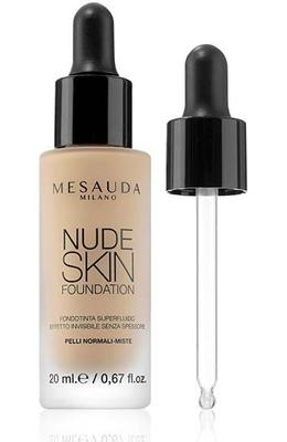 MESAUDA Nude Skin Foundation