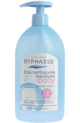 Byphasse Gentle Cleansing Baby Micelar Water