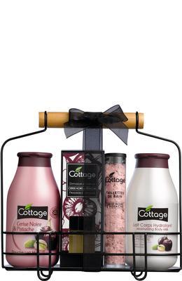 Cottage Caramel Set
