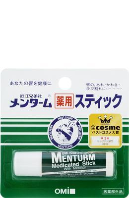 OMI Menturm Medicated Lip Stick