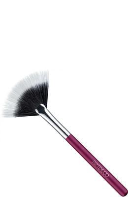 Artdeco Fan Brush