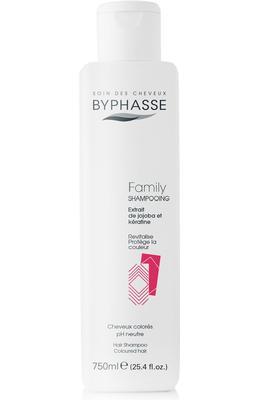 Byphasse Family Shampoo Jojoba Extract And Keratin