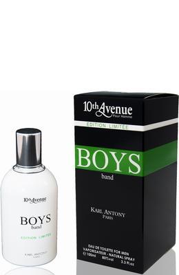 Karl Antony 10th Avenue Boys Band Edition Limetee