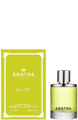 Agatha Paris Alive