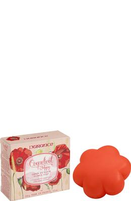 Durance Savon en Fleur with Poppy Extract