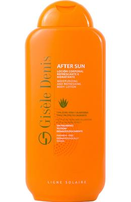 Gisele Denis After Sun Aloe Vera Moisturizing And Refreshing Body Lotion