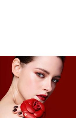 CHANEL Rouge Allure Camelia